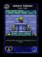 Wizard Hideout - Custom Card