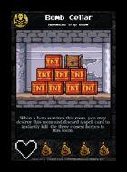 Bomb Cellar - Custom Card