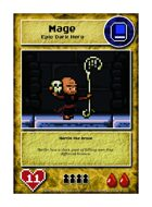 Bartin The Brave - Custom Card