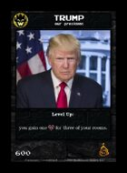 Trump - Custom Card