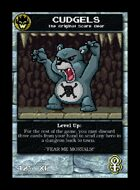 Cudgels - Custom Card