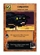Companion - Custom Card