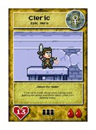 James The Raider - Custom Card