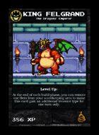 King Felgrand - Custom Card