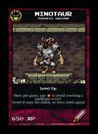 Minotaur - Custom Card