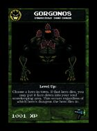 Gorgonos - Custom Card