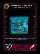 Pool Of Terrors - Custom Card