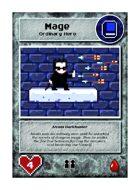 Arcais Darkhunter - Custom Card