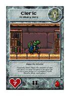 Zippo The Scholar - Custom Card