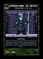 Overlord Ol'afus - Custom Card
