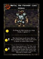 Morta, The Forever Lost - Custom Card