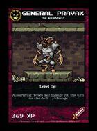 General Pravax - Custom Card