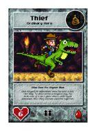 Dino Dan The Raptor Man - Custom Card