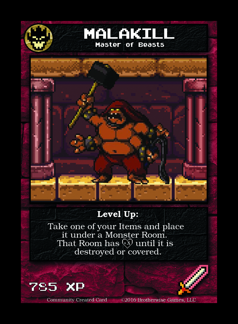 Malakill - Custom Card