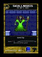 Skullnaxis - Custom Card
