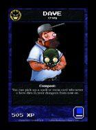 Dave - Custom Card