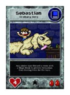 Sebastian - Custom Card