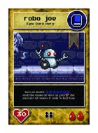 Robo Joe - Custom Card