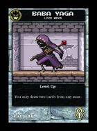 Baba Yaga - Custom Card
