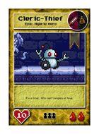 Robot Mcrobotface - Custom Card