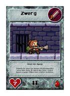 Dimli Der Zwerg - Custom Card