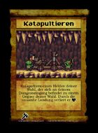 Katapultieren - Custom Card