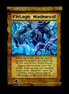 Fhtagn Madness! - Custom Card