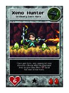 Xeno Hunter - Custom Card