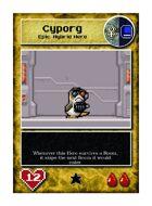 Cyporg - Custom Card