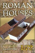Antique Roman houses (rb011)