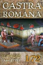 Castra Romana (Ordinary Marching camp) (rc01)