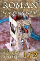 Roman camp's watchtower (rc02)