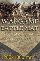 Battle mat (021) Arid plain
