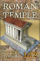 Antique Roman Temple (rb026)