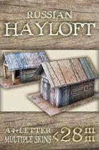 Russian Hayloft (rch023)