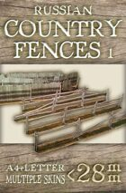 Russian Country Fences (rch010)