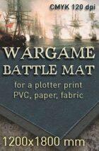Battle mat (051) Sea plain