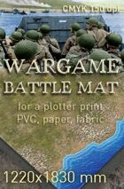 Battle mat (032) Coastal plain