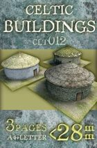 Celtic (Gallic) house (clt012)