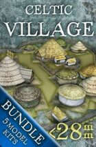 The Celtic (Gallic) Village [BUNDLE]