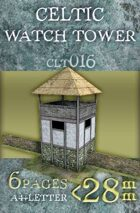 Gallic Watch Tower (clt016)