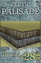Celtic (Gallic) Palisades (clt018)