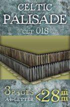 Celtic (Gallic) Palisades (clt018)