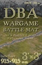 DBA Battle mat (1144) Grass Plain Creek