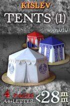 Tents (whfb010)