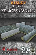 Stone Fences & Walls (whfb014)