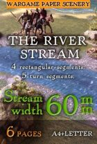 River stream (60mm)