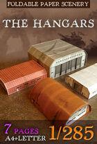Hangars 1/285