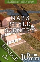 Nap's style scenery 6mm [BUNDLE]