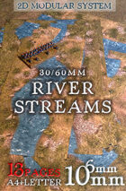 River Stream (60/30mm) scale 6mm/10mm